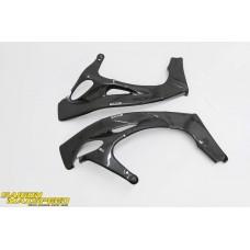 Ốp Sườn CARBON2RACE Yamaha R1 2009-2014 (chính hãng)