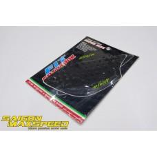 Dán Chống Trượt Bình Xăng Ninja 300 - 650