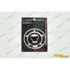 Dán Nắp Bình Xăng Carbon GTR Honda CB650R-CBR650R (chính hãng)