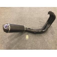 Pô TERMIGNONI Yamaha Full System  XSR900 / MT09 (chính hãng)