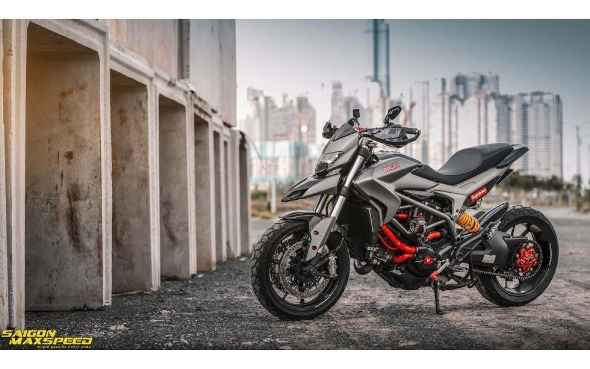 Ducati Hyperstrada 821 lên đồ chơi cực chất tại Saigon MaxSpeed